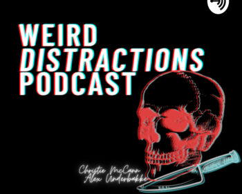 Weird Distractions Podcast Logo